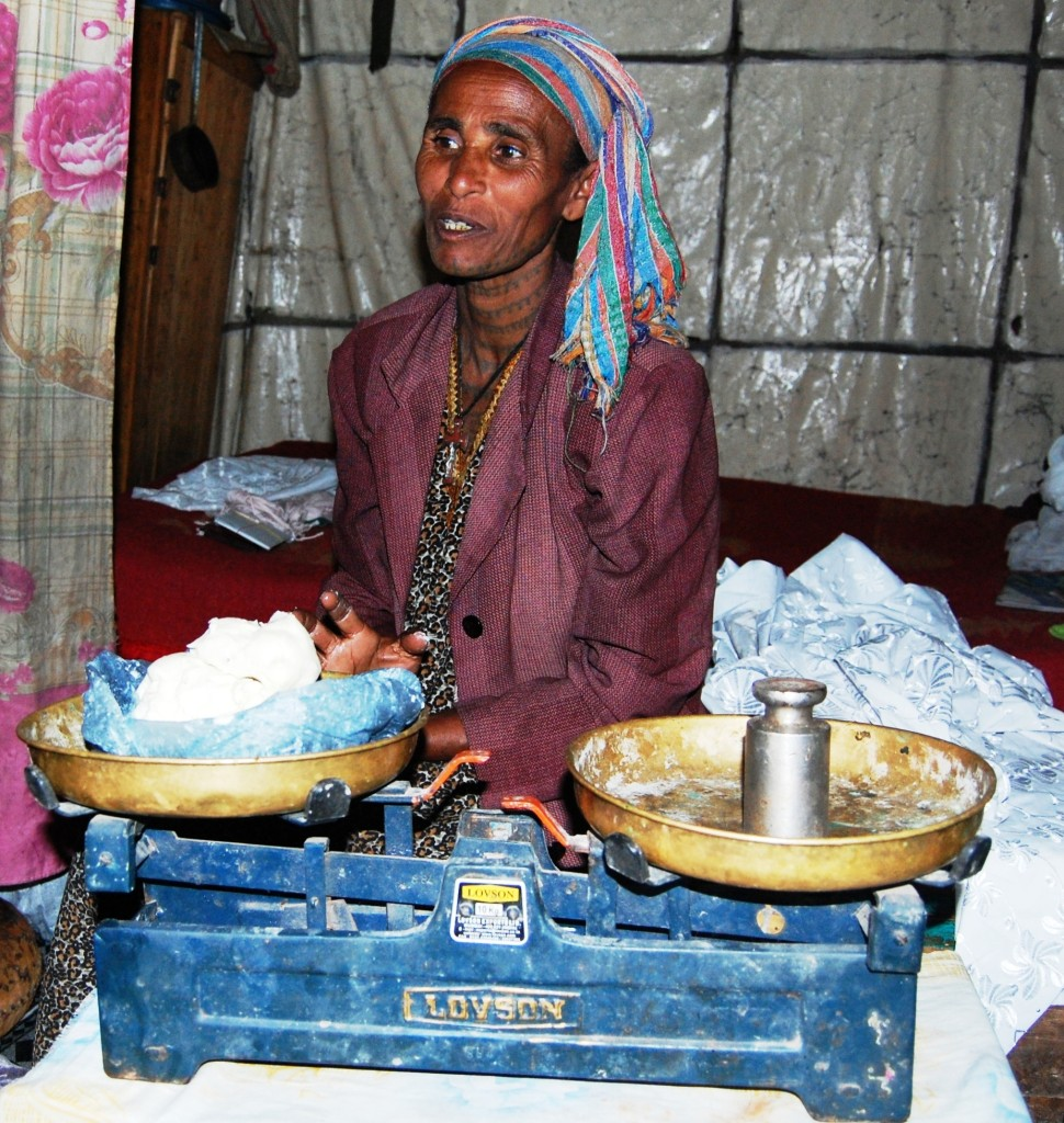 Petty Trade-IGA program for women's economic empowerment