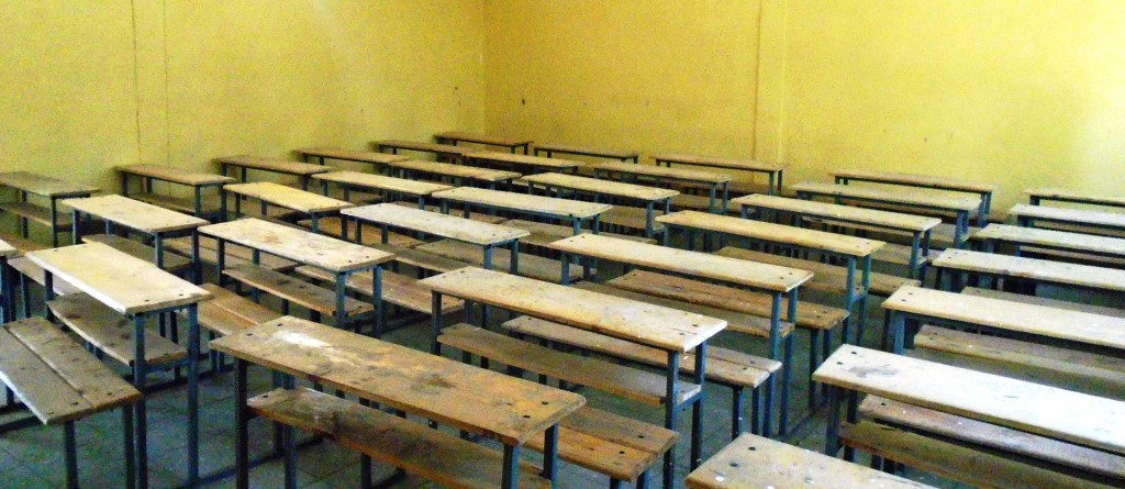 Sample newly furnished class rooms