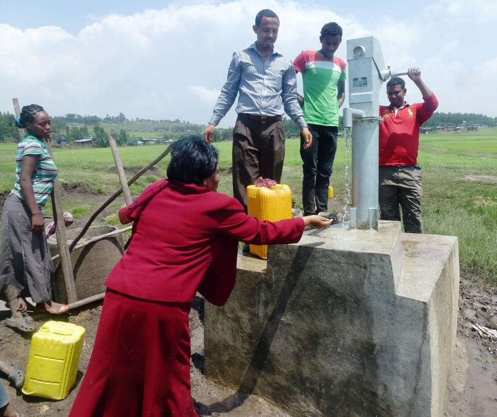 Spring Water development